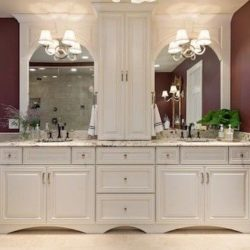 Bathroom & Double Sink